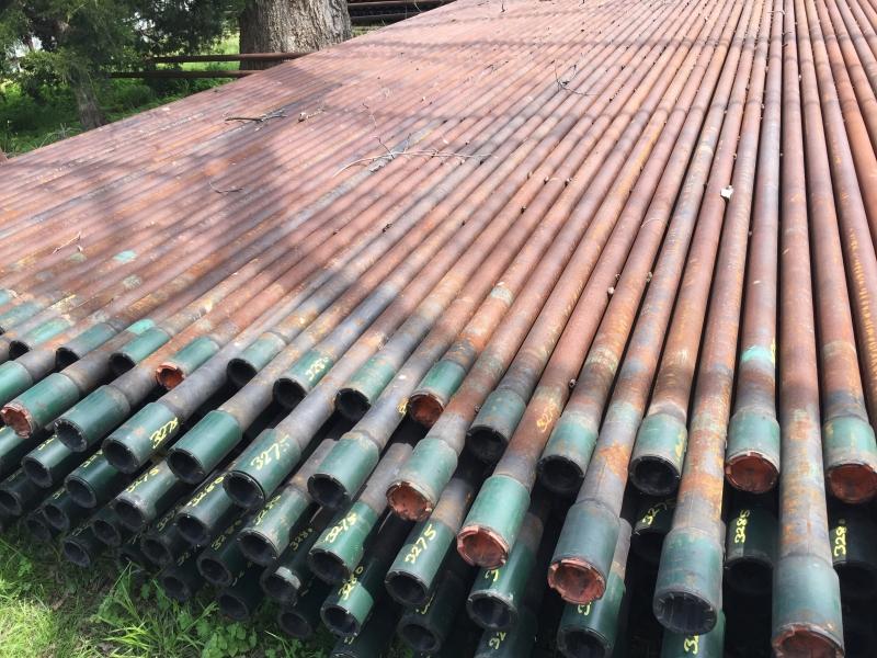 API 238in 4.70lb EUE 8rd J55 Range 2 Tubing