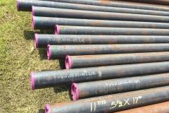 API 512in 17lb FLush Joint Range 3 J55 tubes Casing Liner
